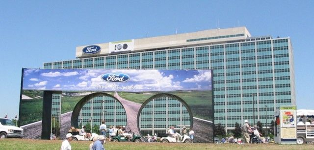 Ford Reduces Vehicle Waste By 40 Ford Foundation Ford Motor Company Ford Motor