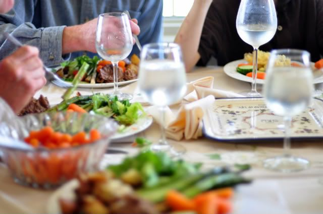 Why a Christian Family May Celebrate Passover: A Messianic