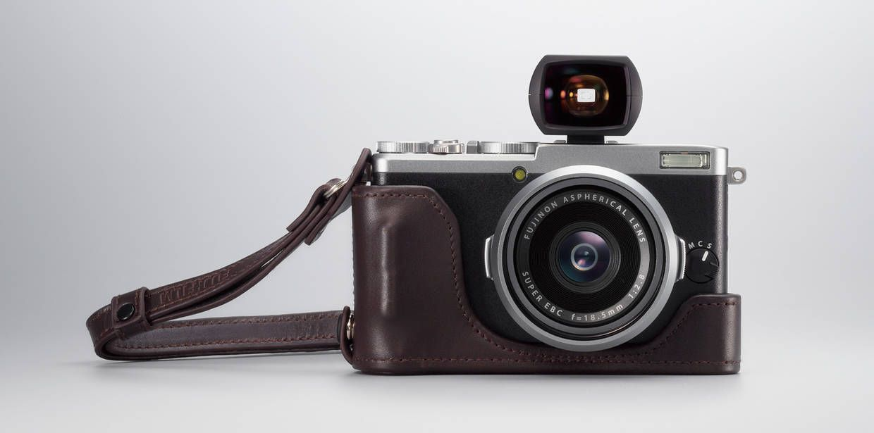 With The Optical View Finder X70 X Stories Compact Camera Best Camera Fujifilm X70