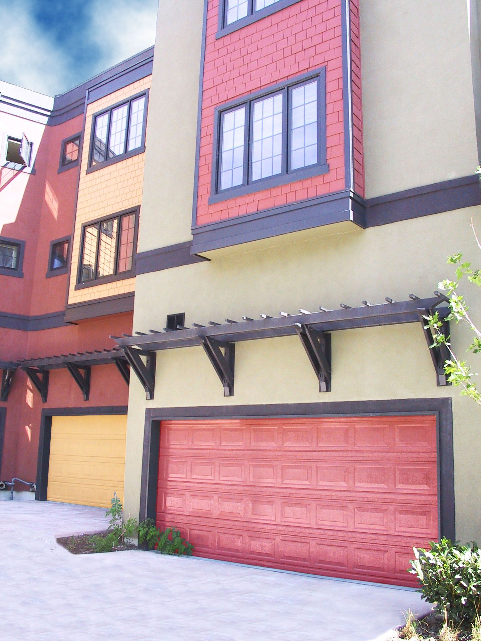 Color is huge in architecture. We offer over 100 powder coat colors ...