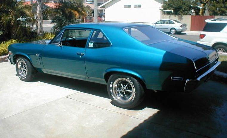 Fathom Blue 1970 Gm Chevrolet Nova Ss Cars 13 Pinterest Chevy