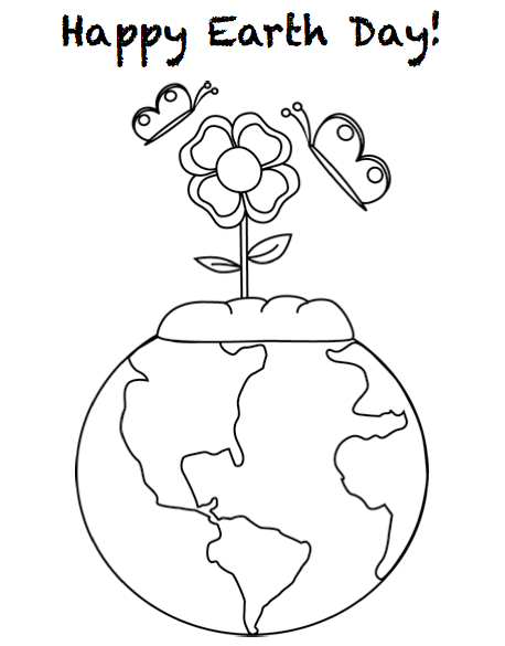 Crazy Speech World Earth Day Coloring Pages Earth Day Worksheets Earth Day Activities