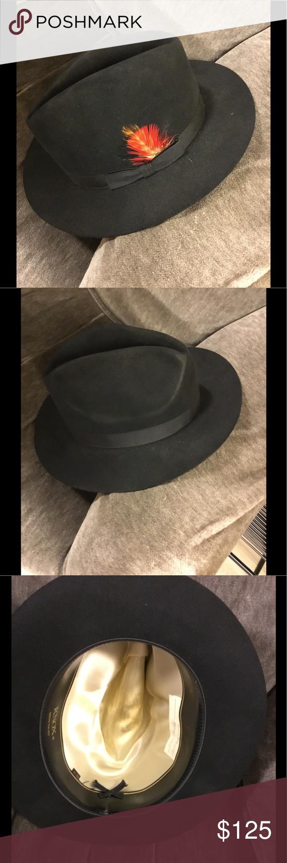 Men s Vintage Felt Fedora Vintage Knox New York Fedora eec086050a57