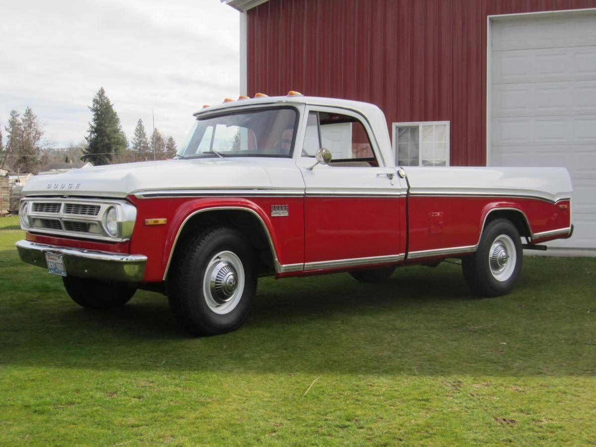 56748c6049 1971 Dodge D200 for sale  1858411 - Hemmings Motor News