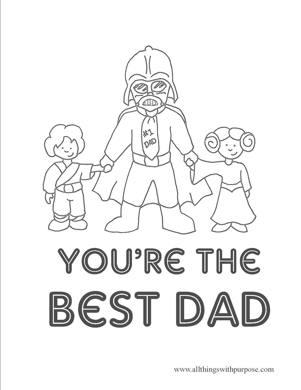 Fathers Day Printable Coloring Sheets And Pages For Girls Father S Day Printable Coloring Pages Coloring Sheets For Kids