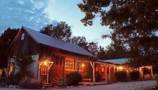 Pin by The Blue Dress Barn - Weddin on Millcreek barns ...