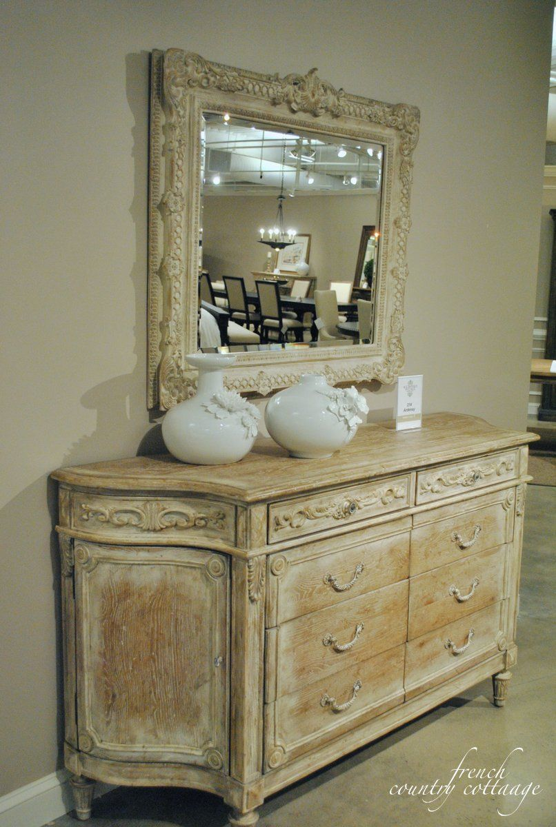 FRENCH COUNTRY COTTAGE: Interview with a Designer~ Accentrics Home by Pulaski Furniture - inspiration for my paintings !