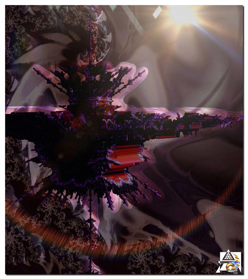 Spotlight on the 3D Mini 01 {by Metafractals on DeviantArt