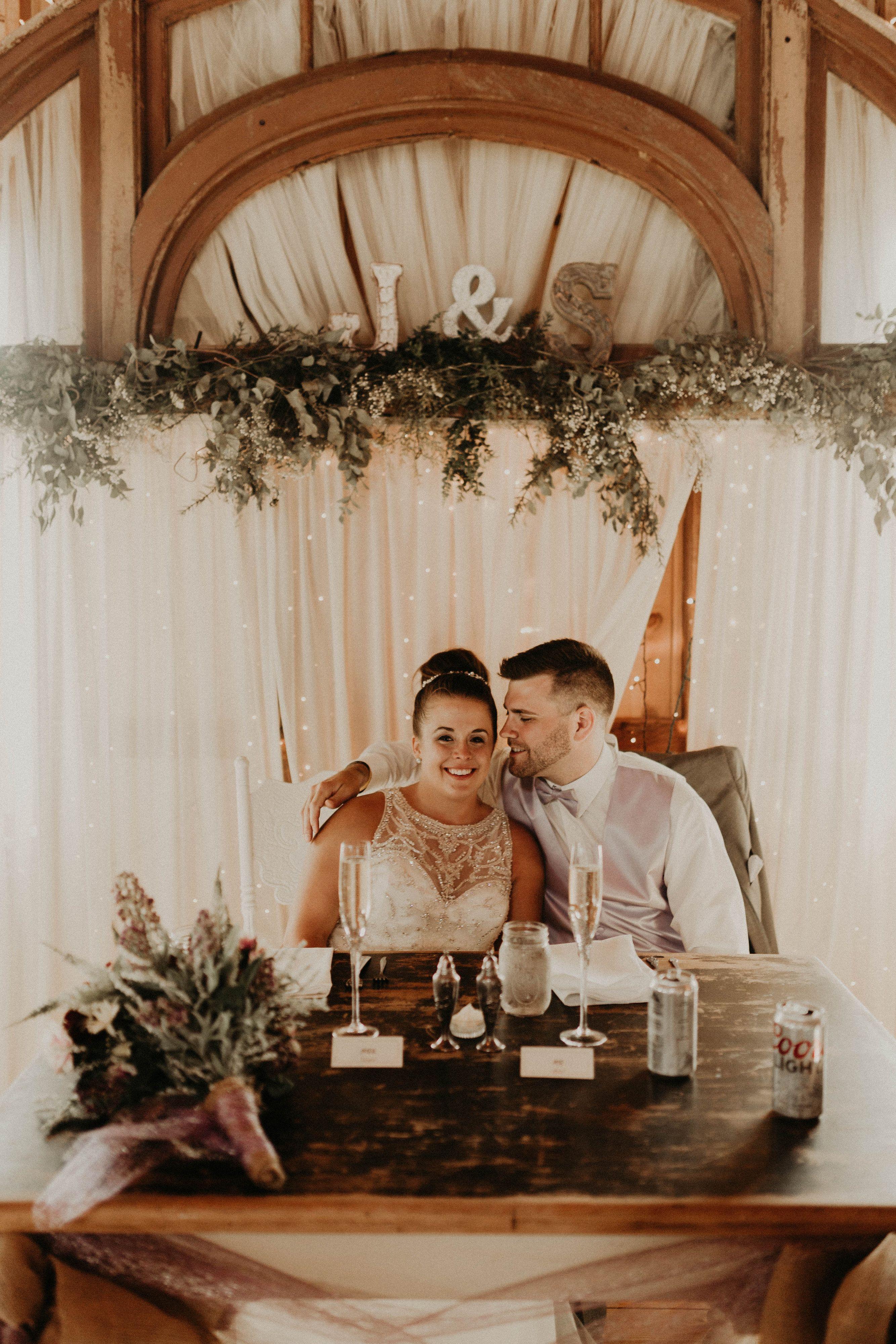 Rustic wedding in Northeast ohio Rustic wedding venues