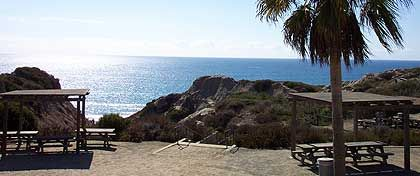 San Clemente State Beach Supposed To Have Great Side Camping
