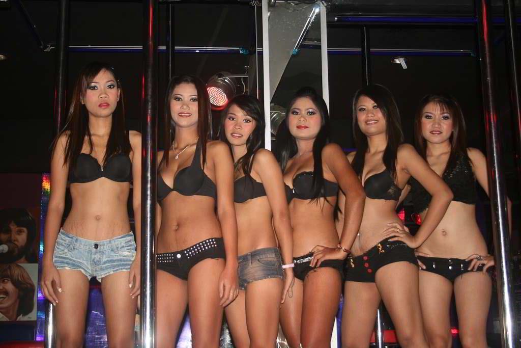 Pattaya call girls escorts prostitutes