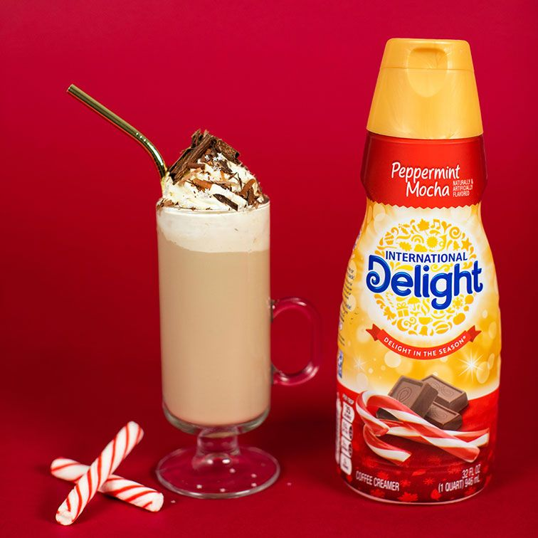 Classic Peppermint Mocha Coffee Drink Recipe (With Images