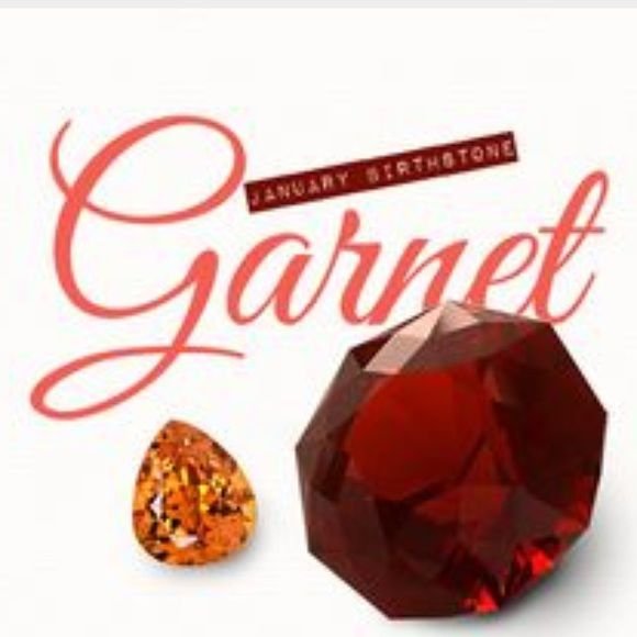 Tag me on your Garnet pieces for a possible HP! Must be posh compliant. Jewelry