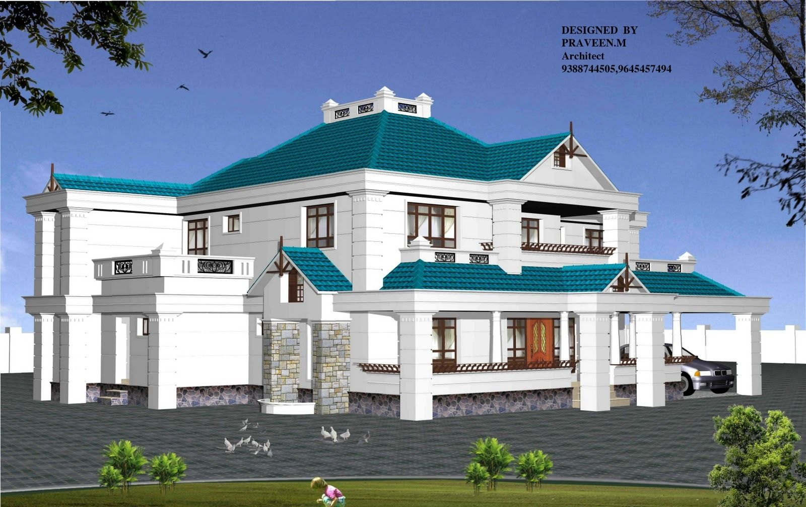 Hausfrontdesign in rajasthan top d architecture modeling  d architecture and architecture