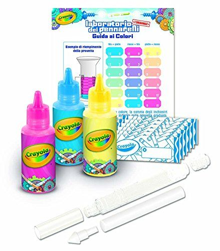 Crayola Marker Maker Refill Pastel Colors Crayola Markers Color Markers Art Coloring Markers