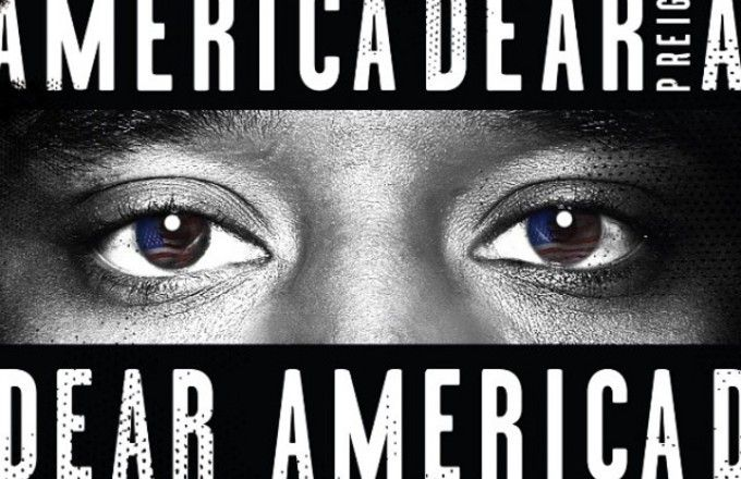 "Here's the Artwork and Tracklist for P. Reign's ""Dear America"" Album"