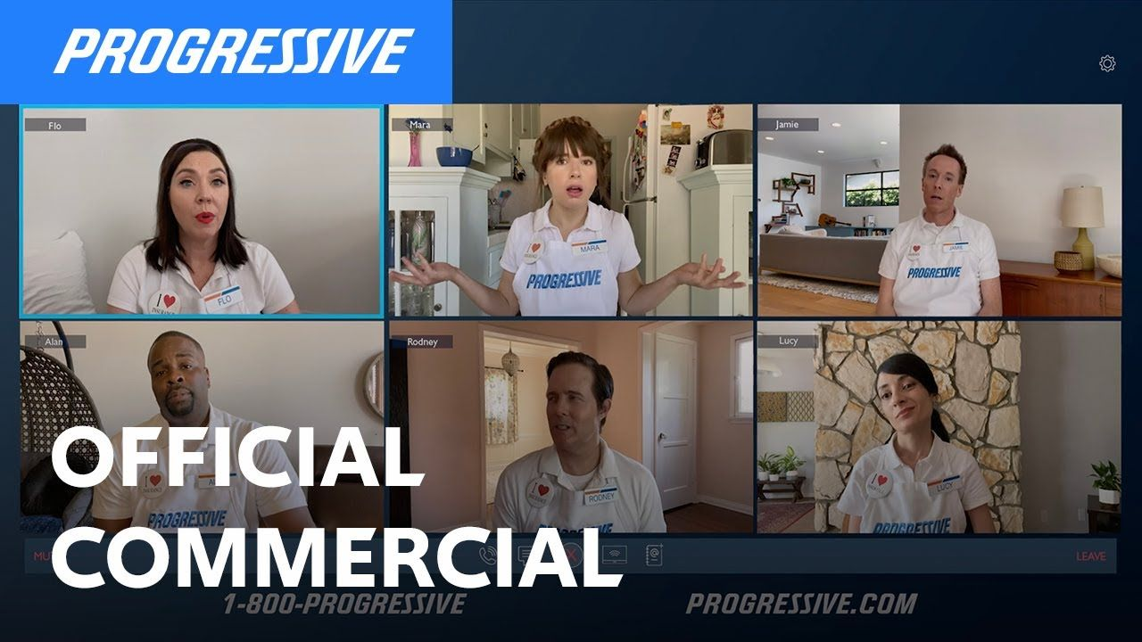 Wfh Role Play Progressive Insurance Commercial In 2020