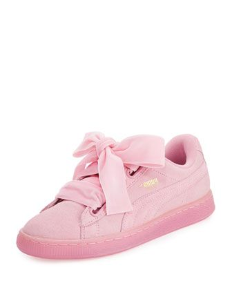 huge sale 44a78 c61c3 Puma Suede Heart Reset Sneaker, Pink | Shoes | Puma suede ...