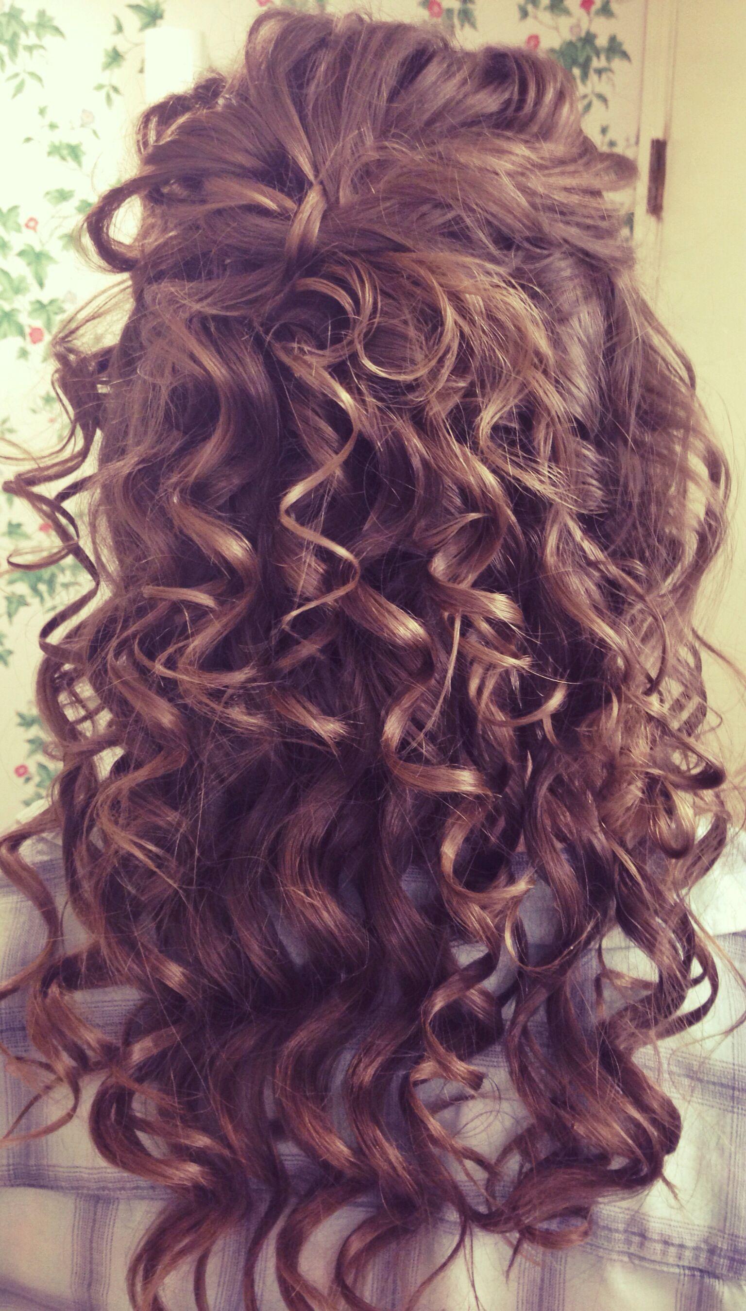 tight figure 8 | curls | hair styles, hair, curly hair styles