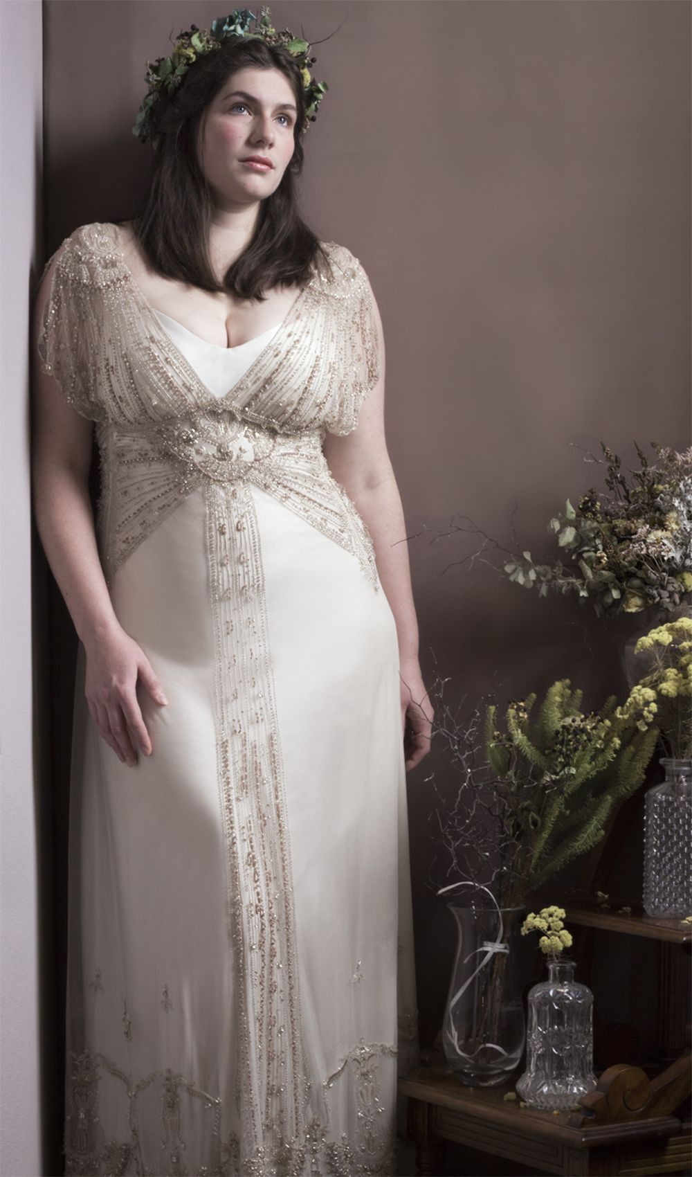 Beautiful Plus Size Wedding Dresses for Curvy Brides The