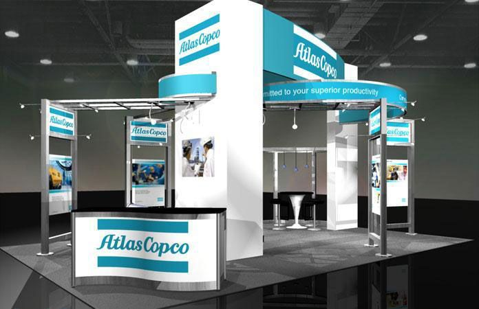 Exhibition Stand Rental London : Trade show exhibits rental gallery booths displays