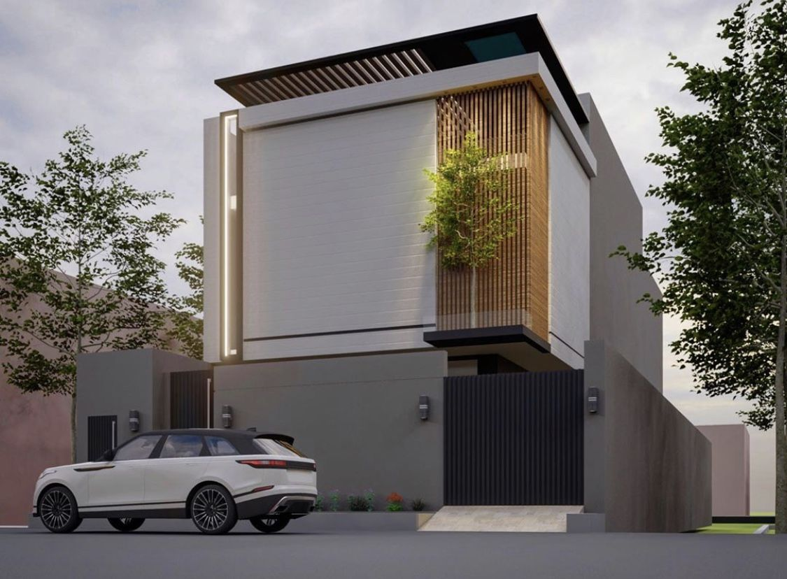 Pin By Ahmed Alghunim On واجهات مباني Architecture Exterior House Design Architecture
