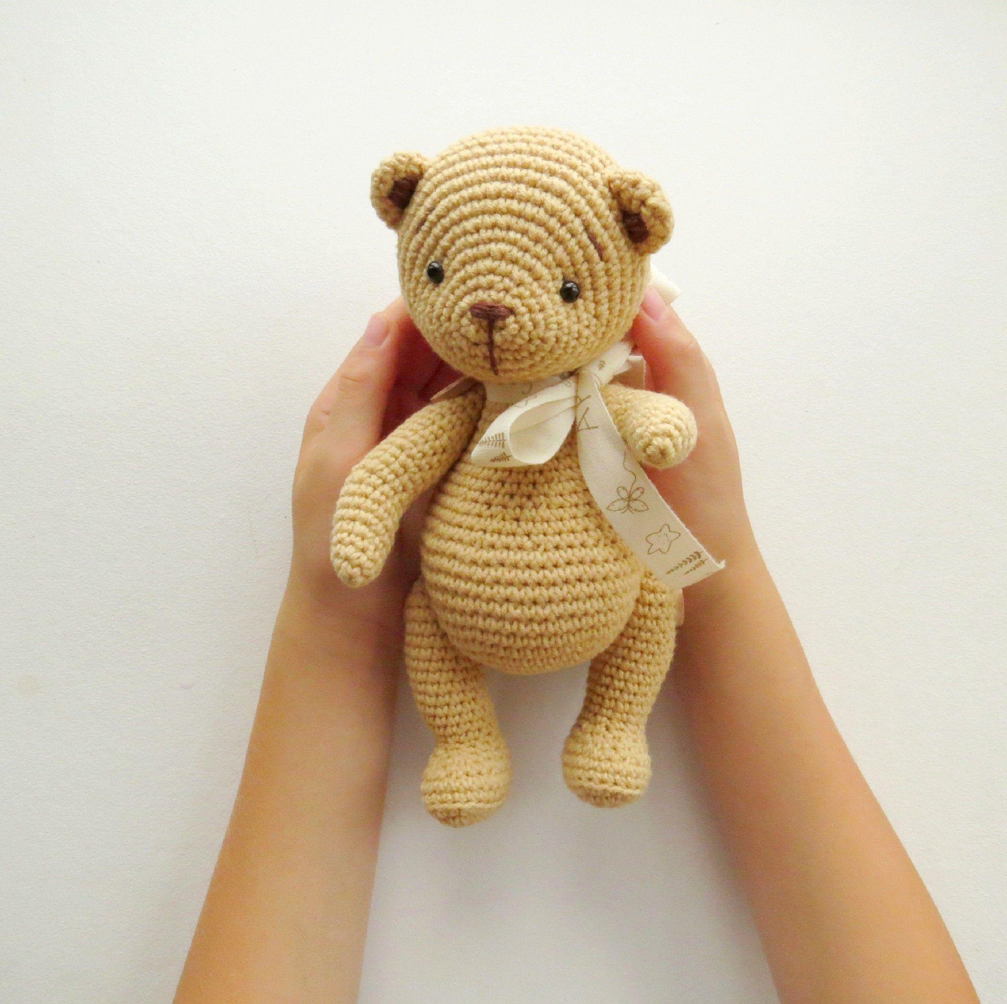 Crochet Small Bear Stuffed Animals Plush Toys Amigurumi Bear Huge Teddy Bear Plush Bear C Huge Teddy Bears Cute Baby Shower Gifts Bear Stuffed Animal [ 1994 x 2000 Pixel ]
