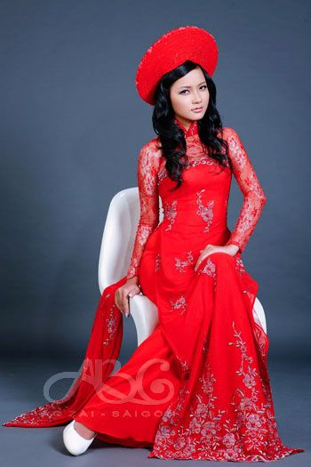 40b3f17735f down with the traditional ao dai or - Tight and side front part create a  very pretty to match the -