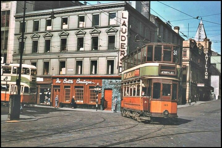 Image result for Glasgow 1960