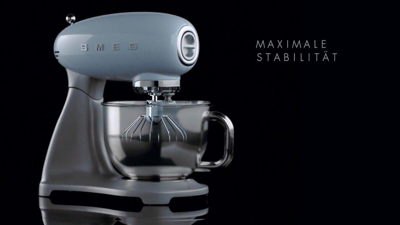 Smeg Kuchenmaschine Smf01 Kuchenmaschine Inkl Gratis Schussel