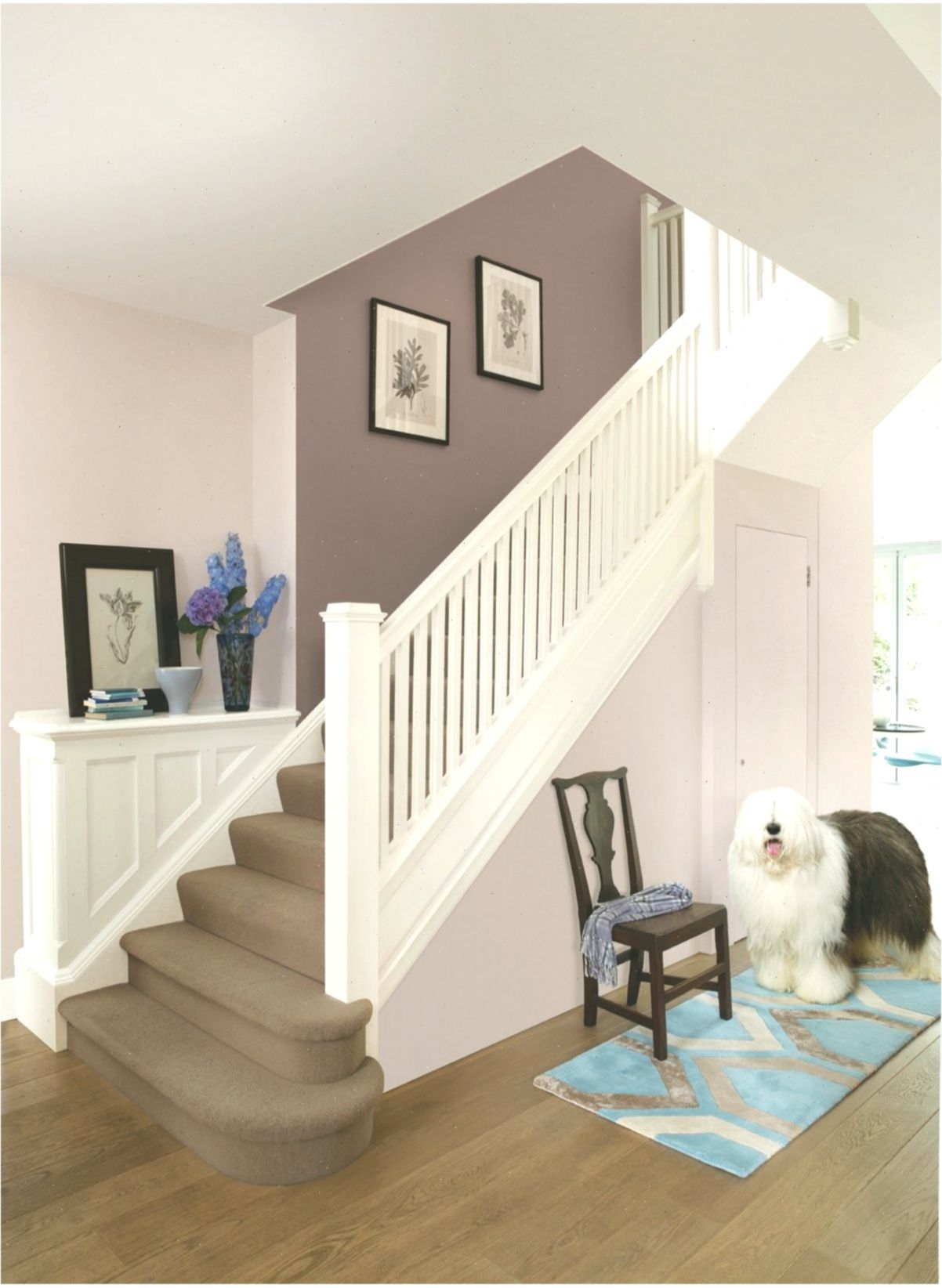 Dulux Nutmeg White Hallway Colour Schemes Hallway Colours Small Hallways