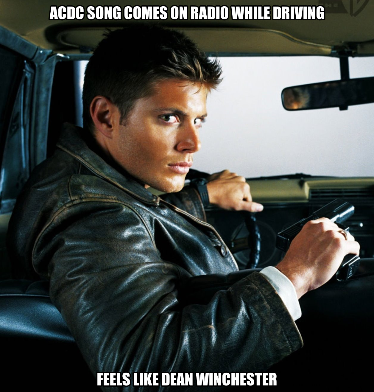 Winchester, Supernatural And