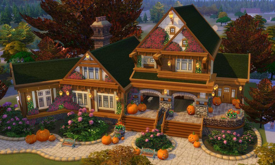 Autumnal Family Home
