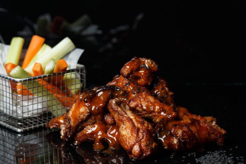 Куриные крылья в соусе-глазури | Куриные крылышки ...