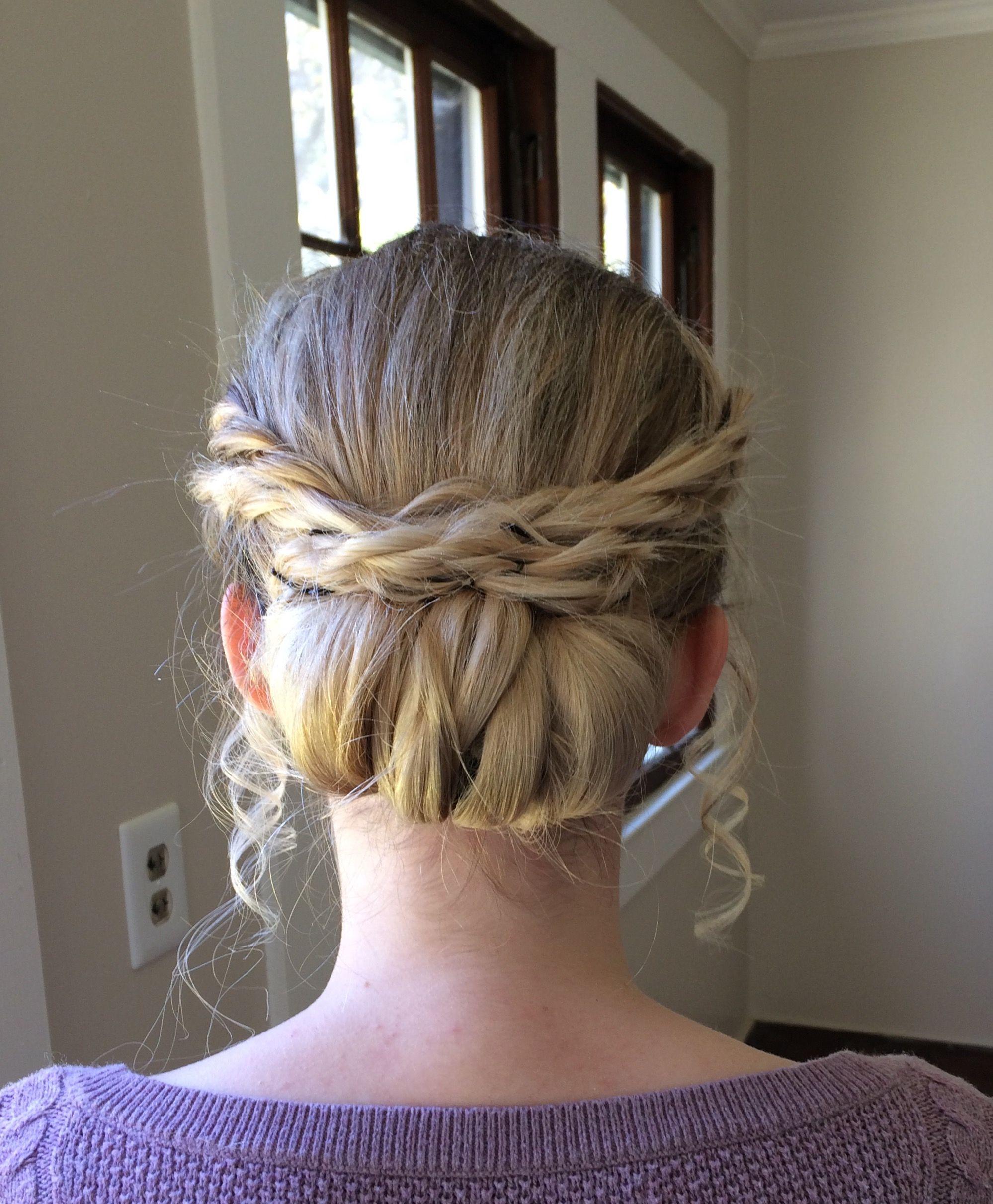 Wedding Hair Formal Hairstyle Updo Hair By Roxy Lexington Nc Primrose Salon Formal Hairstyles Wedding Hairstyles Hair Styles