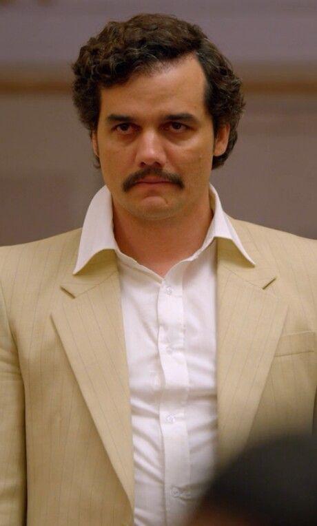 Wagner Moura as Pablo Escobar   Wallpaper   Pablo escobar