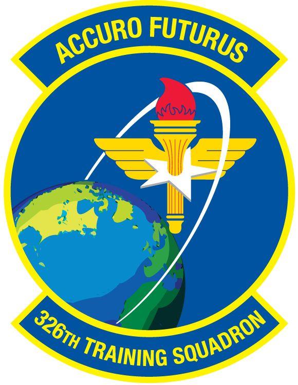 326th Training Squadron Accuro Futurus 326 Trs