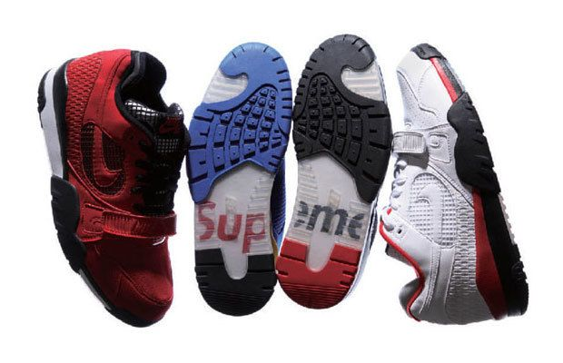 Nike Trainer TW 2 - The 10 Best Supreme Sneaker Collaborations of All Time  | Complex