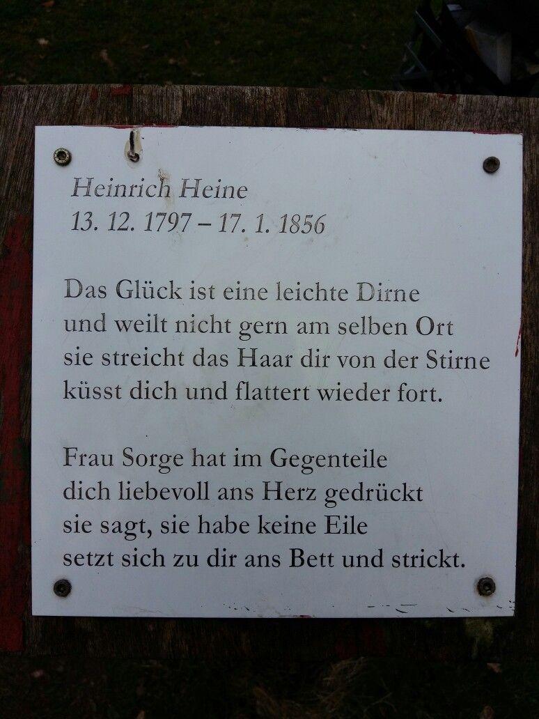 Heinrich Heine Sprüche Zitate Sprüche Und Zitate Aus