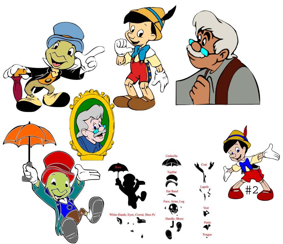Free SVG Files Disney scrapbook, Disney clipart, Svg file