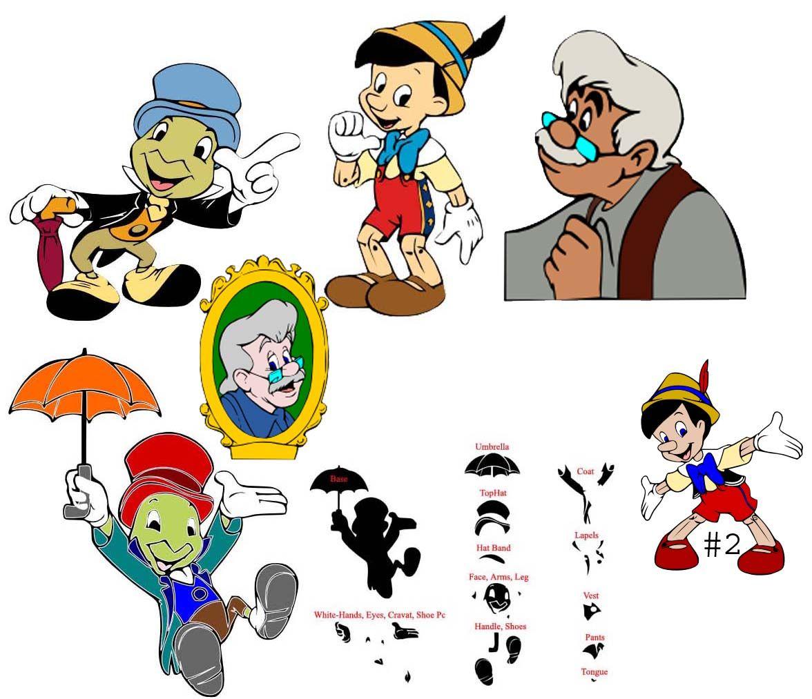 Free SVG Files Disney scrapbook, Disney clipart, Svg file