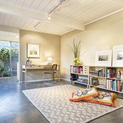 Eichler Flooring Floor Ideas For Eichlers Mid Century Modern Homes Concrete Floors