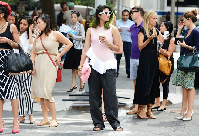 StreetStyle from New York Sept. 2013