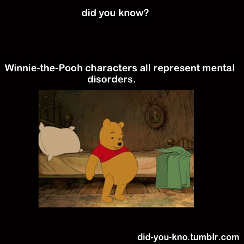 Winnie The Pooh Owl Quotes: Winnie The Pooh FACTS. Pooh- Eating Disorder, Piglet