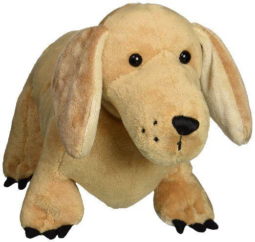 Webkinz Blonde Dachshund Dog Plush Stuffed Toy By Ganz Webkinz