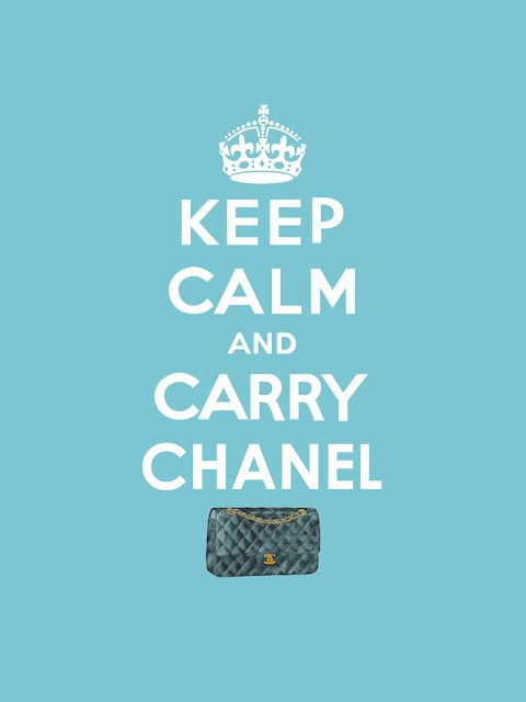 Carry chanel