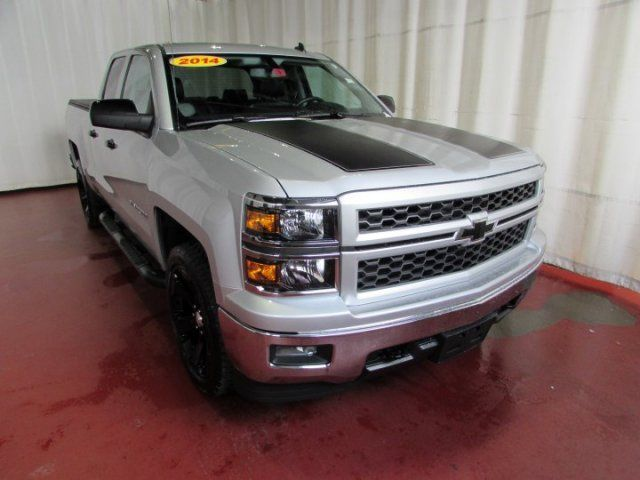 Used 2014 Chevrolet Silverado 1500 LT Extended Cab Pickup For Sale   Only  $31,999. Visit Quirk Chevrolet Manchester In Manchester NH Serving Concord,  ...