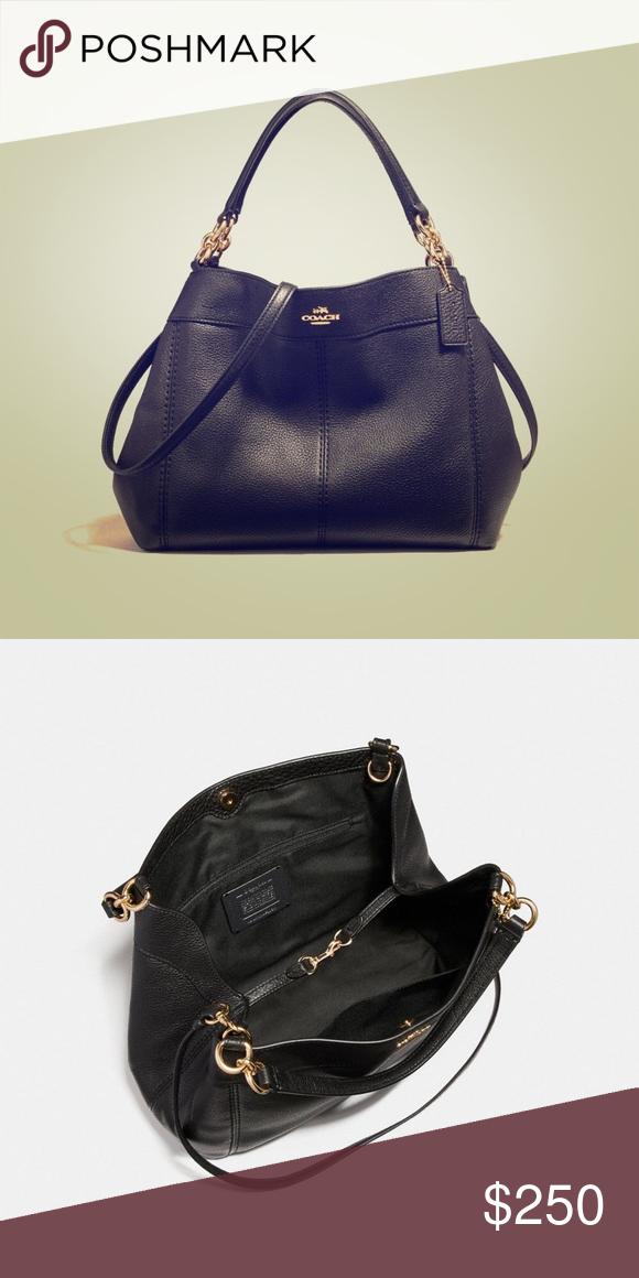 90b0a853b67 Coach Lexy shoulder bag 100% authentic coach bag New with tags. Lexy  shoulder bag