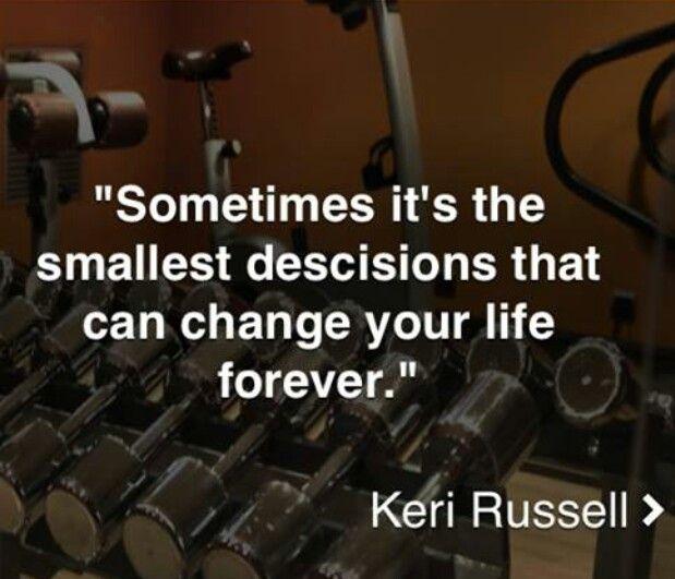 Keri Russell