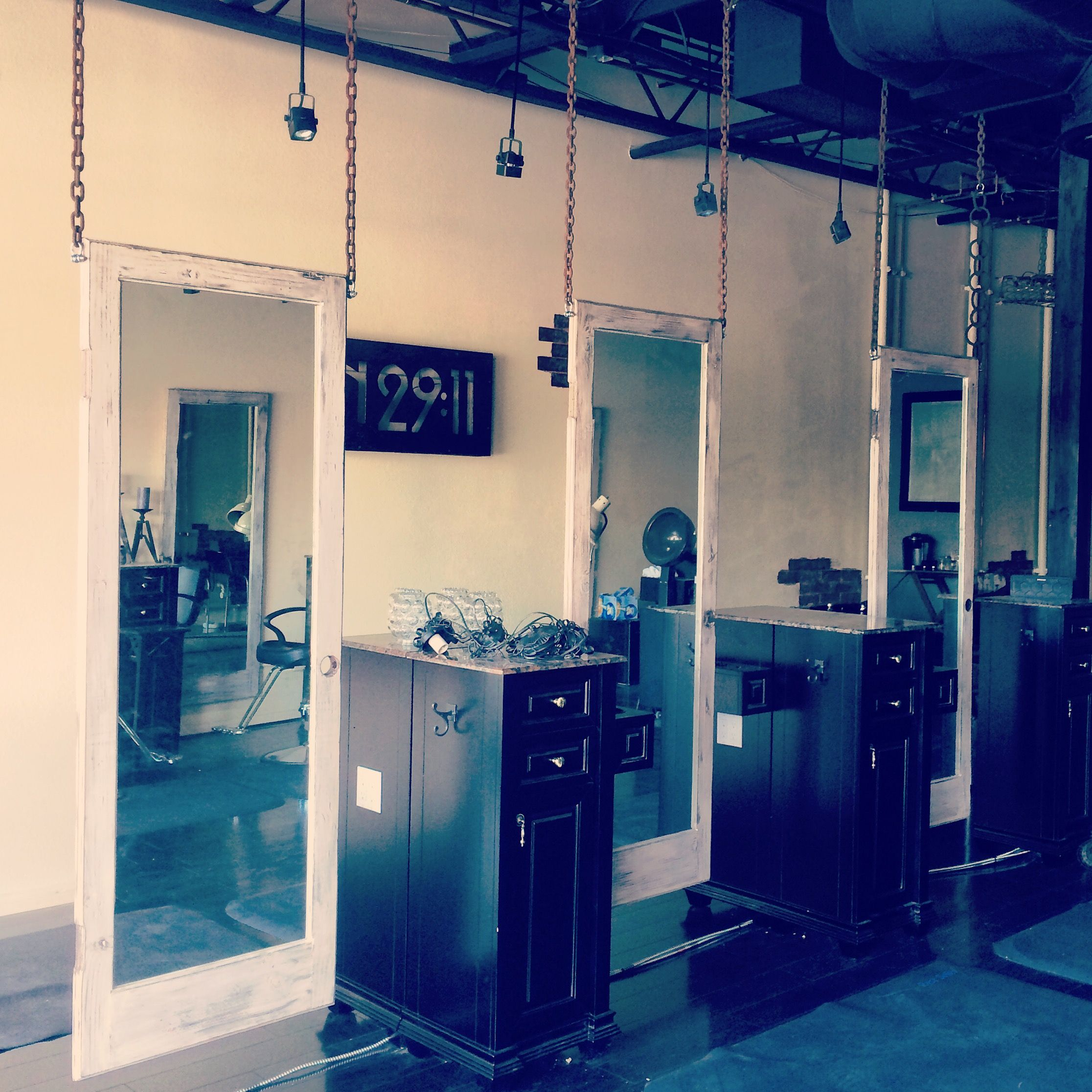 exciting in home salon ideas. Are you a team playing professional who is looking for new home  At Salon